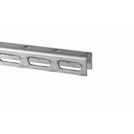 Děrovaný profil U 3,0 - 30 x 30 x 2000mm