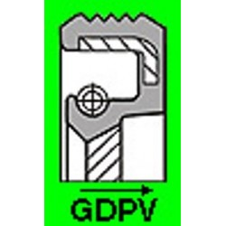 Gufero MVQ GDPV - 30 x 40 x 7