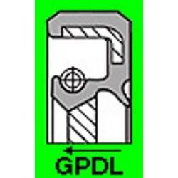 Gufero MVQ GPDL - 130 x 160 x 15
