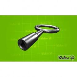 Nástrčný klíč - trojhranný - 8,0