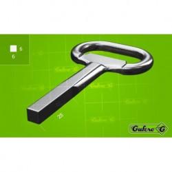 Zástrčný klíč - čtyřhranný - 6
