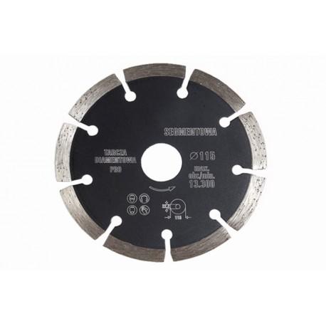 Diamantový kotouč SEGMENT PRO - 230mm x 22,2